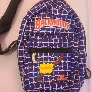 Backwoods Cross Body Bag